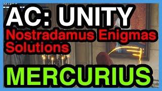 Mercurius Nostradamus Enigma Solution - Assassin's Creed Unity | WikiGameGuides
