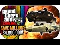 GTA 5 Online - SAVE MILLIONS Online With Heist Vehicles! (GTA 5 Online)
