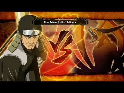 Kyûbi Attaque Konoha ! Naruto Shippuden Ultimate Ninja Storm 3 (Video De Gameplay)
