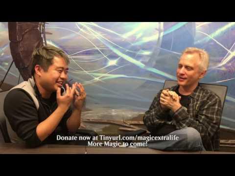 Extra Life Ask Wizards - Mark Rosewater