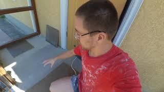видео Фасадная керамогранитная плитка