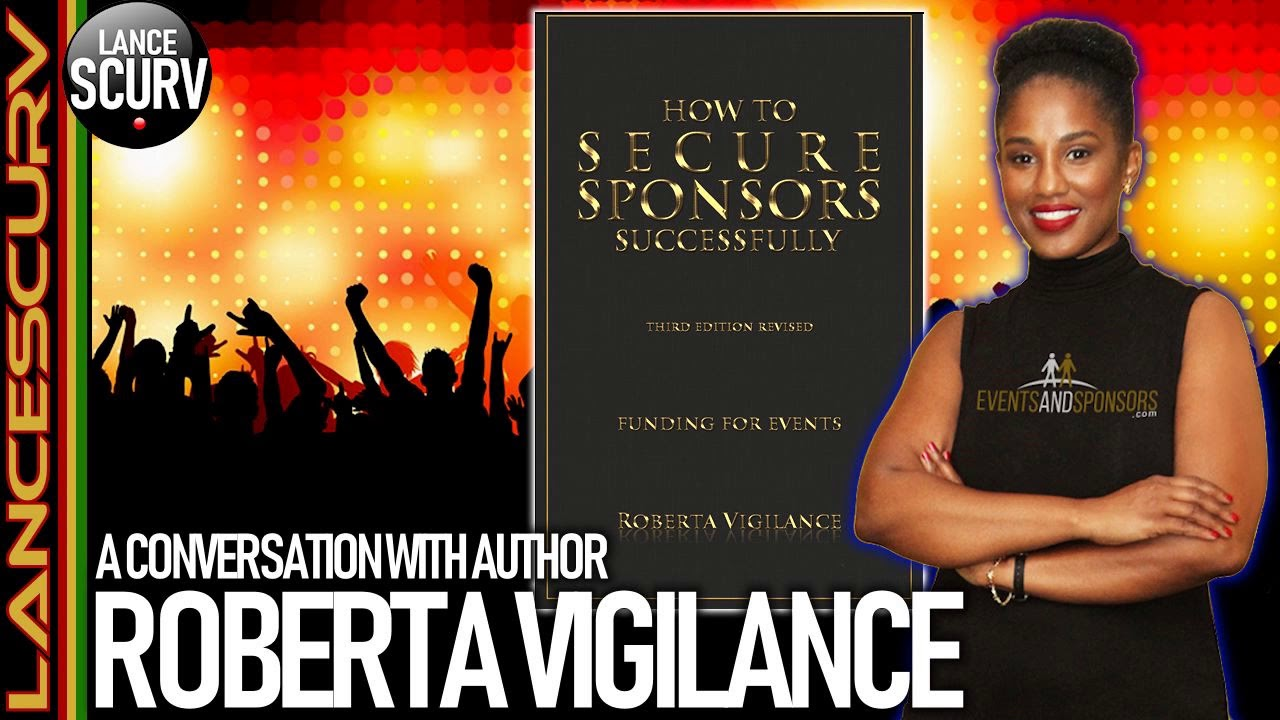 A CONVERSATION WITH AUTHOR ROBERTA VIGILANCE! - The LanceScurv Show