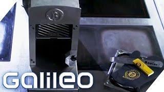 Was ist ein Beefer? | Galileo | ProSieben