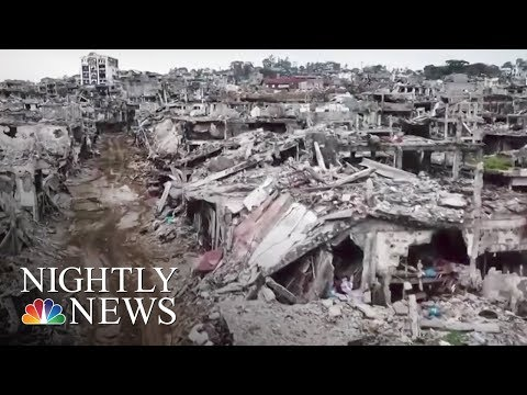 ISIS Threat Persists in Philippines | NBC Nightly News
