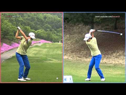 How She Hit That: Hyo Joo Kim's record-breaking swing