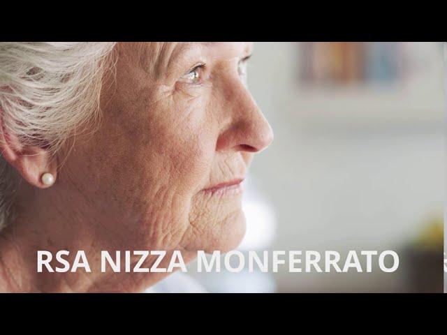 RSA di Nizza Monferrato. Residenza per Anziani.