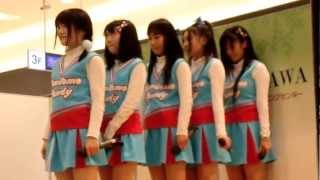 香川発アイドル きみともキャンディ 2012/03/24 綾川町 イオン綾川.