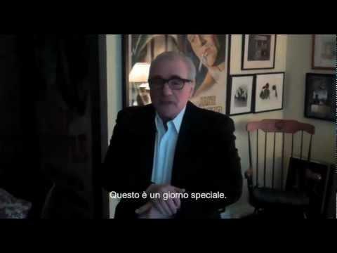 Martin Scorsese fa gli auguri alla neonata Fondazione Cineteca di Bologna