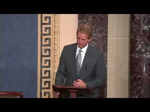 Sen. Flake: Don't Move Forward With Adegbile Nomination