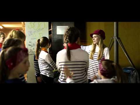 Репетиция отчетного концерта студии танца DanceMasters-  КЗ Санкт-Петербург 24-05-15