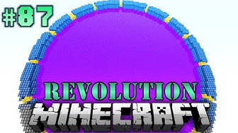 STARGATE in die VERGANGENHEIT - Minecraft Revolution #087 [Deutsch/HD]