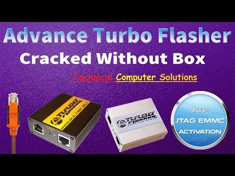 How To Use ATF Box Without Box Advanced Turbo Flasher Box - 동영상