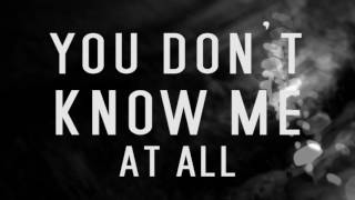 Son Lux - You Don't Know Me (Lyrics)