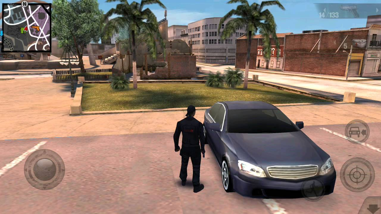 Gangstar Rio City of Saints b Apk Mod Money Android