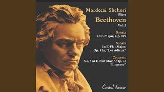 """Sonata in E-Flat Major, Op. 81a, """"Les Adieux"""": Das Wiedersehen (Le Retour) Vivacissimamente"""