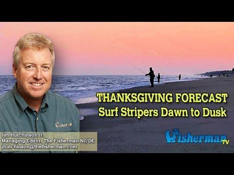 November 27, 2019 New Jersey/Delaware Bay Fishing Report With Jim Hutchinson, Jr.