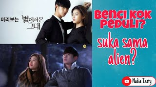 Drama Korea My Love From The Star EP.16 Part 4 SUB INDO