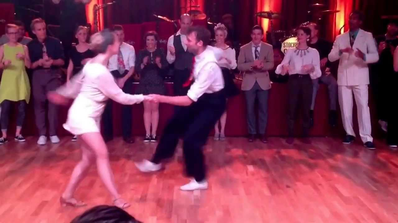 The Snowball 2013 - Invitational Strictly - Andreas Olsson & Mette Herlitz