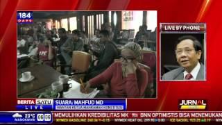 Mahfud MD Dilaporkan ke KPK