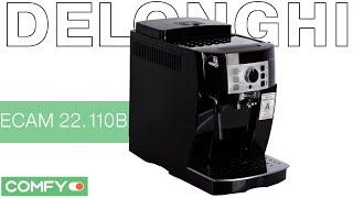 DeLonghi ECAM 22.110B - многофункциональная кофемашина - Видеодемонстрация от Comfy(, 2014-09-24T07:49:58.000Z)