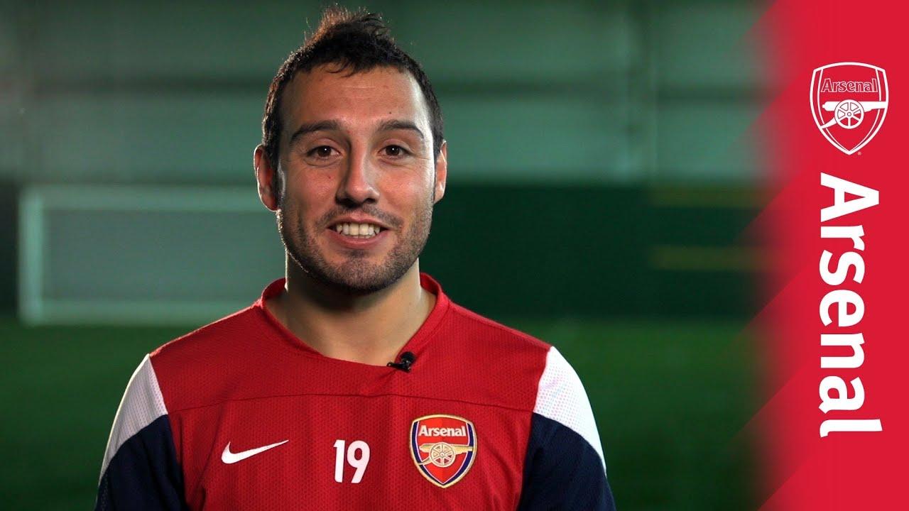 Arsenal Ink Santi Cazorla