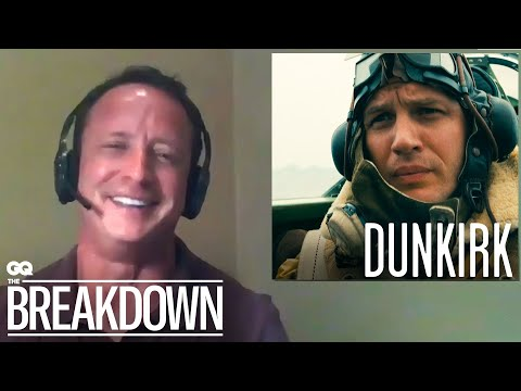 Fighter Pilot Breaks Down More Flying Scenes from Movies | GQ