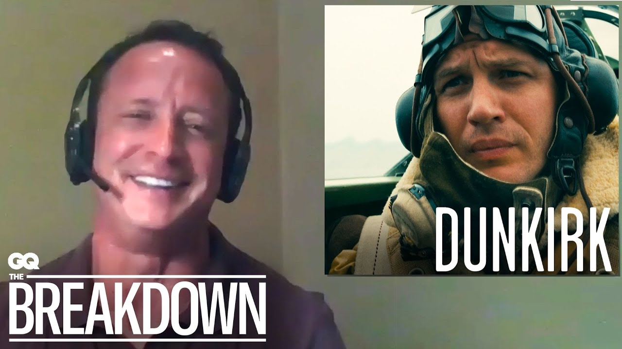 Fighter Pilot Breaks Down More Flying Scenes from Movies