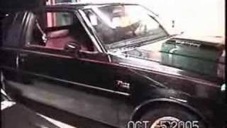1986 Buick Regal TT