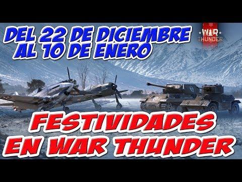 WAR THUNDER | EVENTO | Recolectando juguetes de Navidad