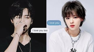 Download there's something going on between BTS Jimin and TWICE Jeongyeon...   Love or Hate? Mp3