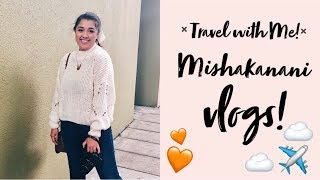 Travel With Me! Portland Vlog!