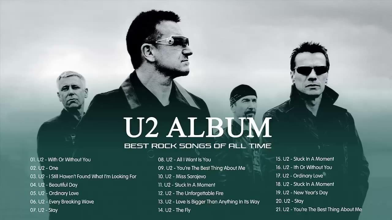 Download U2 As Melhores Músicas Completo - As 20 Melhores Músicas De U2