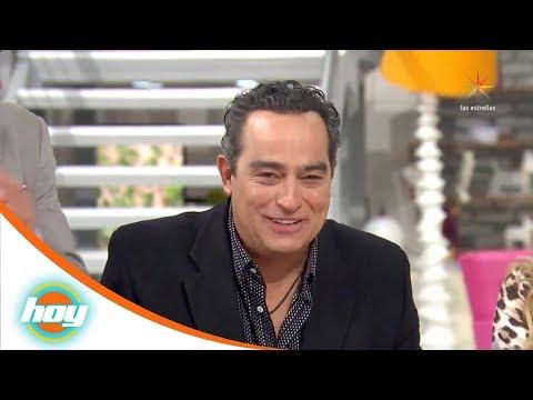 Omar Fierro regresa a Televisa después de 22 años | Hoy