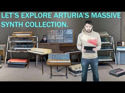 """Exploring Arturia's Massive """"V 6"""" Collection"""