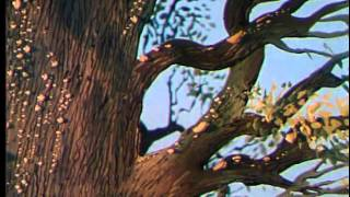 The Tree and the Cat, Soviet cartoon with English Subtitles