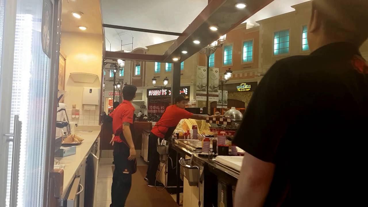 Ice cream parlour Cold Stone Creamery | villagio mall Qatar