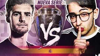 KOLDERIU VS SPURSITO | CAMPEONATO DE FIFA YOUTOUR