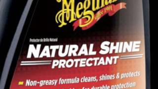 How To Use Meguiar