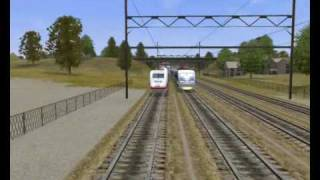 MSTS: ICE 1 - Northeast Corridor