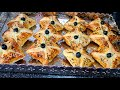 Feuilletés au thon et au fromage.مملحات بالطون والجبن سهلة التحضير (وصفات رمضان)