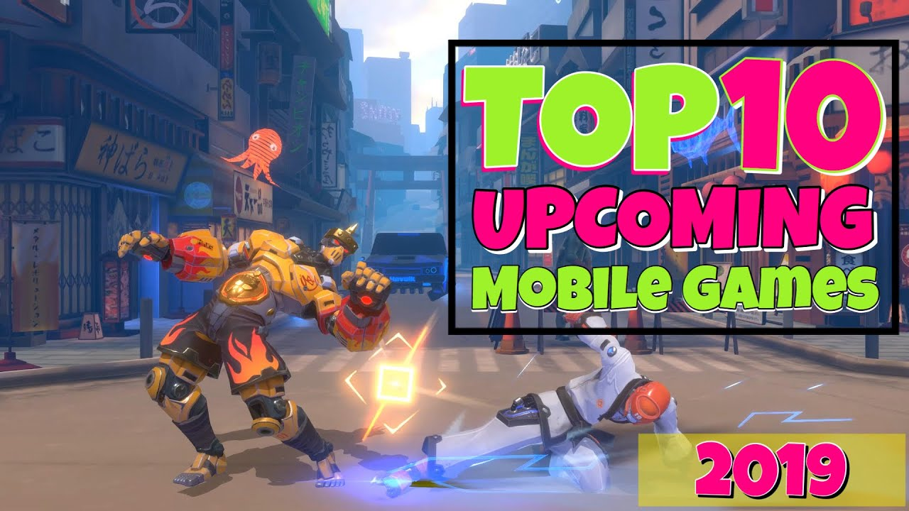 Top 10 New High Graphic Games Coming Soon Ios Android