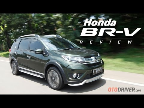 Honda BR-V 2016 Review Indonesia - OtoDriver
