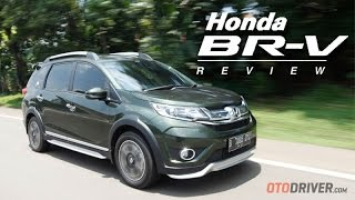 Download Video Honda BR-V 2016 Review Indonesia - OtoDriver MP3 3GP MP4