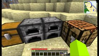 Minecraft Tekkit - How to build an oil pump and extract oil