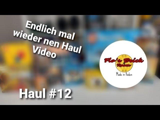 Endlich mal wieder ein Haul Video   Haul #12