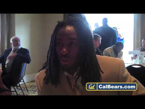 Cal Football: Bay Area Media Day (Syd'Quan Thompson)