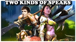Grubby | WC3 | Two Kinds Of Spears - With Cassandra