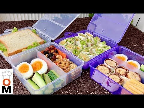 Обеды Детям в Школу, Такой Обед и На Работу Можно Прихватить. Несколько Классных Идей | Ольга Матвей