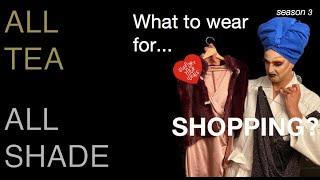 *ATAS* season 3 «What to wear for SHOPPING?»