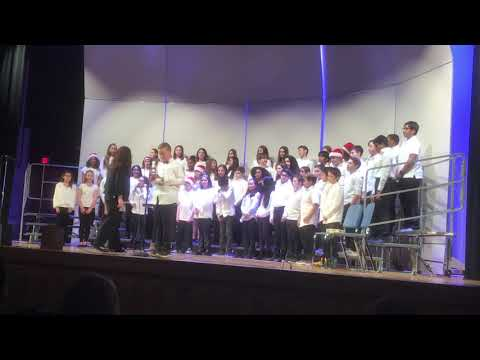 2018 Harborside Middle School Winter Concert - 2